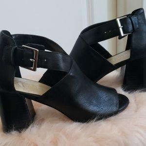 Nine West Block heel sandals